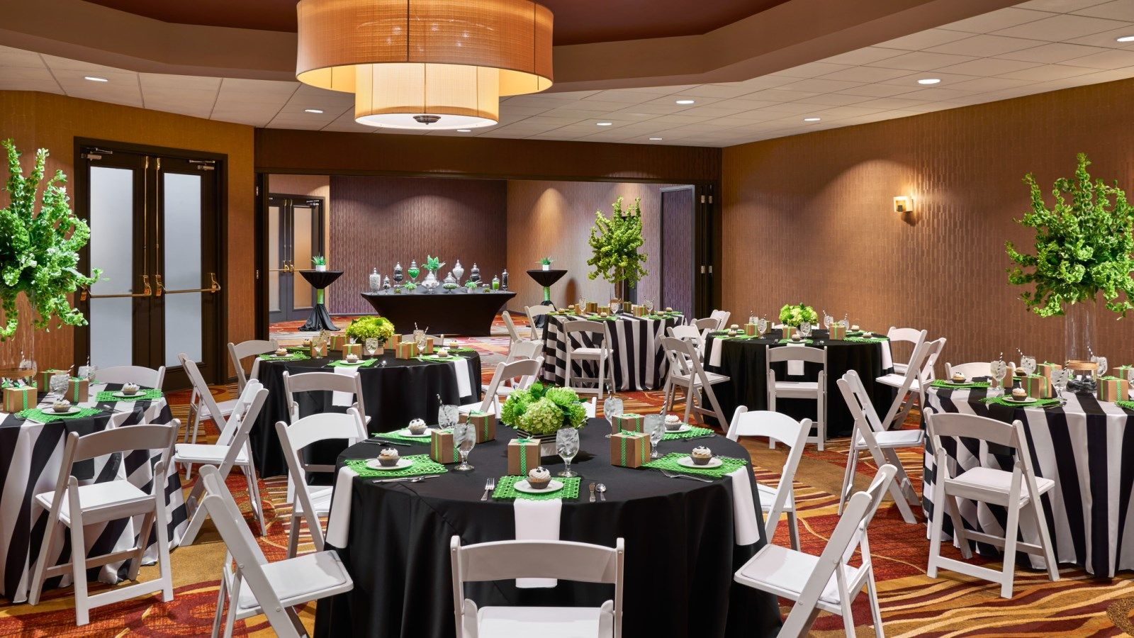 Event Space Milwaukee - Crystal Sky Room