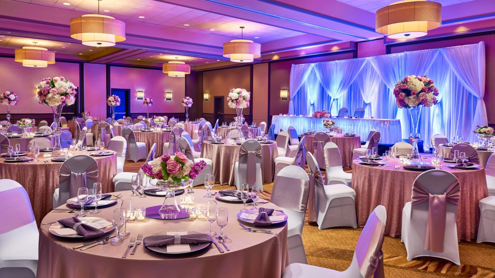 Milwaukee Wedding Venues - Ballroom