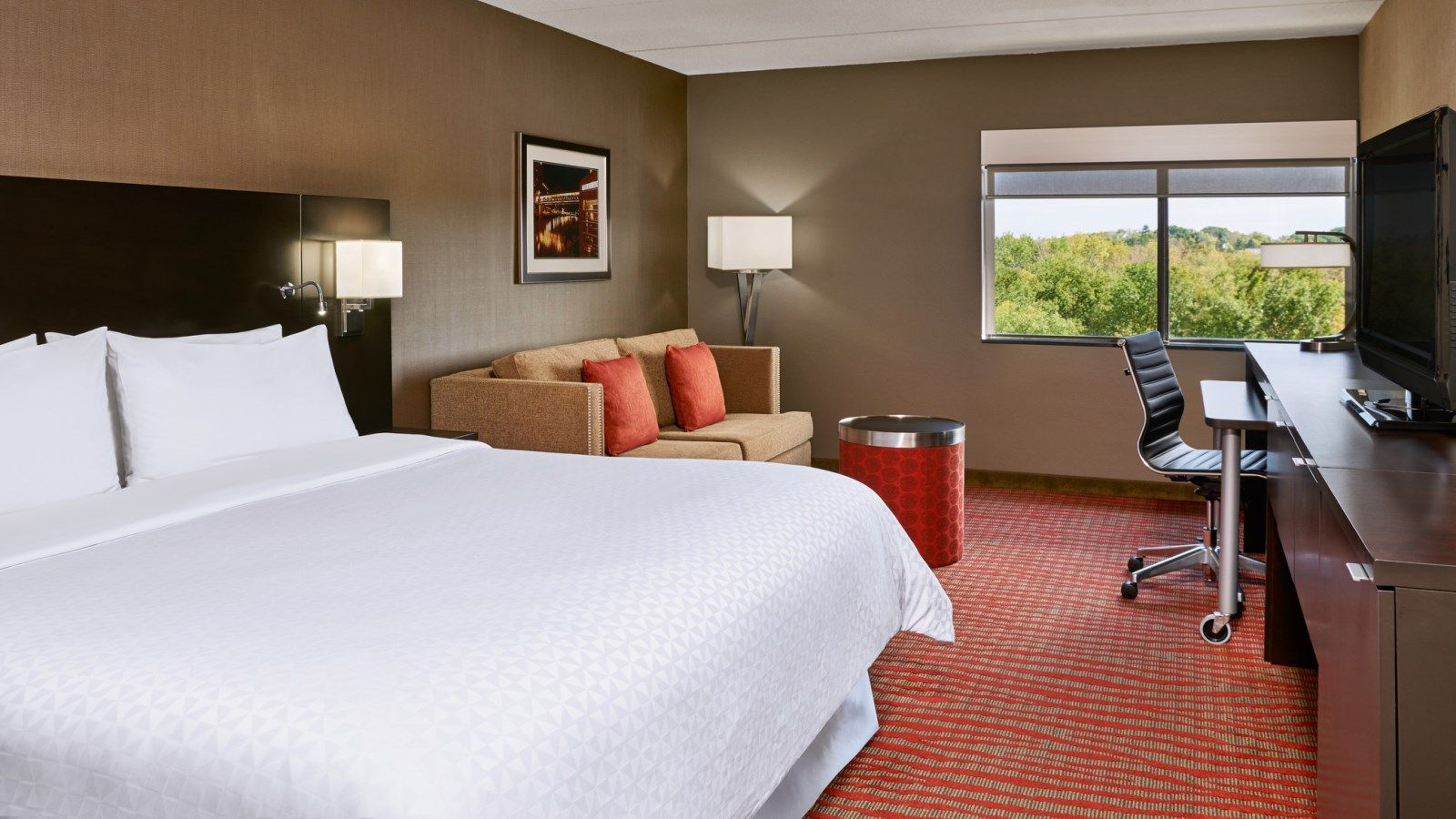 Milwaukee Accommodations - King Room