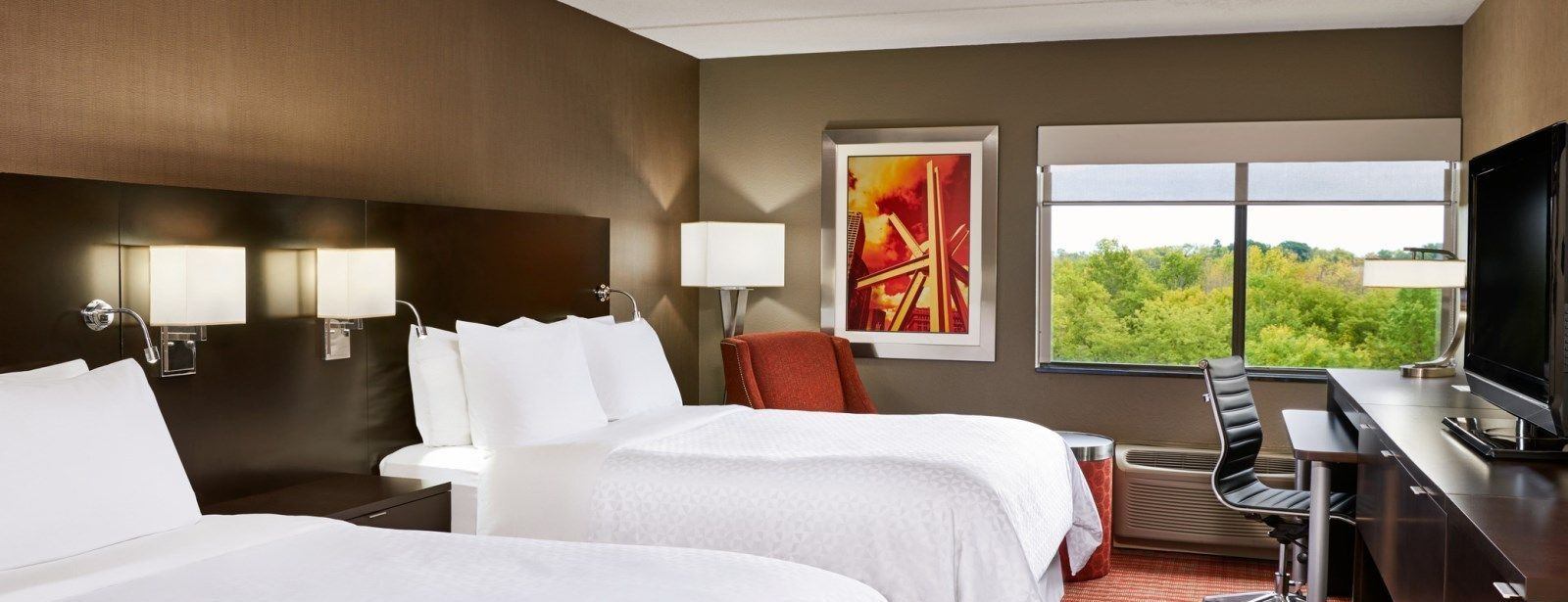 Milwaukee Accommodations - Double Queen Room
